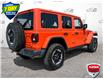 2019 Jeep Wrangler Unlimited Rubicon (Stk: 1394A) in St. Thomas - Image 4 of 30