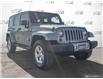 2013 Jeep Wrangler Unlimited Sahara (Stk: 1114AZ) in St. Thomas - Image 1 of 29