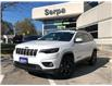 2021 Jeep Cherokee Altitude (Stk: 214013) in Toronto - Image 1 of 19
