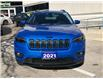 2021 Jeep Cherokee Altitude (Stk: 214014) in Toronto - Image 8 of 19