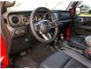2021 Jeep Wrangler Unlimited Sahara (Stk: 214019) in Toronto - Image 9 of 19