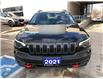 2021 Jeep Cherokee Trailhawk (Stk: 214026) in Toronto - Image 2 of 20