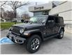 2021 Jeep Wrangler Unlimited Sahara (Stk: 214081) in Toronto - Image 1 of 15