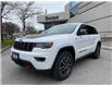 2021 Jeep Grand Cherokee Trailhawk (Stk: 214080) in Toronto - Image 1 of 16