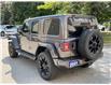 2021 Jeep Wrangler Unlimited Sahara (Stk: 214103) in Toronto - Image 3 of 15