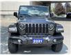 2021 Jeep Wrangler Unlimited Sahara (Stk: 214103) in Toronto - Image 8 of 15
