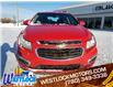 2015 Chevrolet Cruze DIESEL (Stk: 19T25A) in Westlock - Image 1 of 16