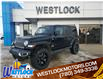 2018 Jeep Wrangler Unlimited Sahara (Stk: 21T31A) in Westlock - Image 1 of 12