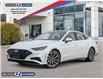 2021 Hyundai Sonata Ultimate (Stk: 066636) in Milton - Image 1 of 23