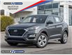 2021 Hyundai Tucson ESSENTIAL (Stk: 314263) in Milton - Image 1 of 22