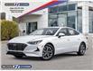 2021 Hyundai Sonata Preferred (Stk: 095065) in Milton - Image 1 of 13