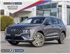 2021 Hyundai Santa Fe HEV Luxury (Stk: 003678) in Milton - Image 1 of 23