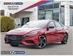 2021 Hyundai Elantra N Line (Stk: 134251) in Milton - Image 1 of 23