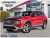 2021 Hyundai Santa Fe  (Stk: 342259) in Milton - Image 1 of 23