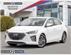 2021 Hyundai Ioniq Plug-In Hybrid Preferred (Stk: 246746) in Milton - Image 1 of 23