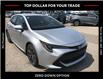 2019 Toyota Corolla Hatchback Base (Stk: 41351) in Chatham - Image 1 of 8