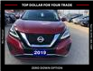 2019 Nissan Murano SV (Stk: CP10244) in Chatham - Image 4 of 9