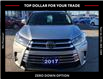 2017 Toyota Highlander XLE (Stk: CP10223) in Chatham - Image 3 of 13