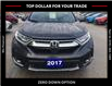 2017 Honda CR-V Touring (Stk: CP10357) in Chatham - Image 4 of 18