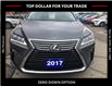 2017 Lexus RX 350 Base (Stk: CP10475) in Chatham - Image 4 of 18