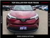 2019 Toyota C-HR Base (Stk: CP10495) in Chatham - Image 2 of 15