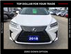 2018 Lexus RX 350 Base (Stk: CP10557) in Chatham - Image 3 of 17