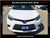 2016 Toyota Corolla LE ECO (Stk: 43022A) in Chatham - Image 3 of 13