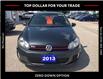 2013 Volkswagen Golf GTI 5-Door (Stk: 43095B) in Chatham - Image 4 of 10