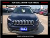 2014 Jeep Cherokee North (Stk: 43342A) in Chatham - Image 2 of 12