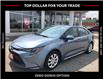 2020 Toyota Corolla LE (Stk: CP10562) in Chatham - Image 1 of 13