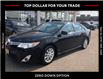 2014 Toyota Camry XLE (Stk: 43380A) in Chatham - Image 1 of 10