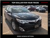 2014 Toyota Camry XLE (Stk: 43380A) in Chatham - Image 3 of 10