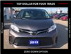 2019 Toyota Sienna LE 8-Passenger (Stk: CP10727) in Chatham - Image 3 of 11
