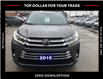 2019 Toyota Highlander XLE (Stk: CP10741) in Chatham - Image 2 of 15