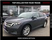 2014 Toyota Venza Base (Stk: 43400A) in Chatham - Image 1 of 8