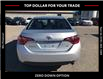 2017 Toyota Corolla LE (Stk: CP10794) in Chatham - Image 6 of 13