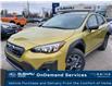 2021 Subaru Crosstrek Outdoor (Stk: 21S936) in Whitby - Image 1 of 14