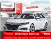 2021 Honda Accord Touring 1.5T (Stk: 328890) in Mississauga - Image 1 of 11