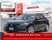 2022 Honda Civic Sedan LX CVT (Stk: 329390) in Mississauga - Image 1 of 23