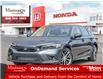 2022 Honda Civic Sedan Touring CVT (Stk: 329414) in Mississauga - Image 1 of 23