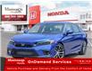 2022 Honda Civic Sedan Touring CVT (Stk: 329417) in Mississauga - Image 1 of 23