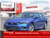 2022 Honda Civic Sedan EX CVT (Stk: 329400) in Mississauga - Image 1 of 23