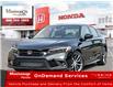 2022 Honda Civic Sedan Touring CVT (Stk: 329424) in Mississauga - Image 1 of 23