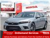 2022 Honda Civic Sedan Touring CVT (Stk: 329419) in Mississauga - Image 1 of 23