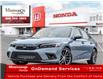 2022 Honda Civic Sedan Touring CVT (Stk: 329387) in Mississauga - Image 1 of 22