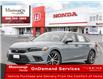 2022 Honda Civic Touring (Stk: 329553) in Mississauga - Image 1 of 23