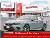 2022 Honda Civic Touring (Stk: 329561) in Mississauga - Image 1 of 23