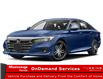 2021 Honda Accord Touring 2.0T (Stk: 329271) in Mississauga - Image 1 of 9