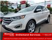 2017 Ford Edge Titanium (Stk: 329497A) in Mississauga - Image 1 of 23