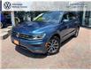 2019 Volkswagen Tiguan Comfortline (Stk: W2443A) in Toronto - Image 1 of 17
